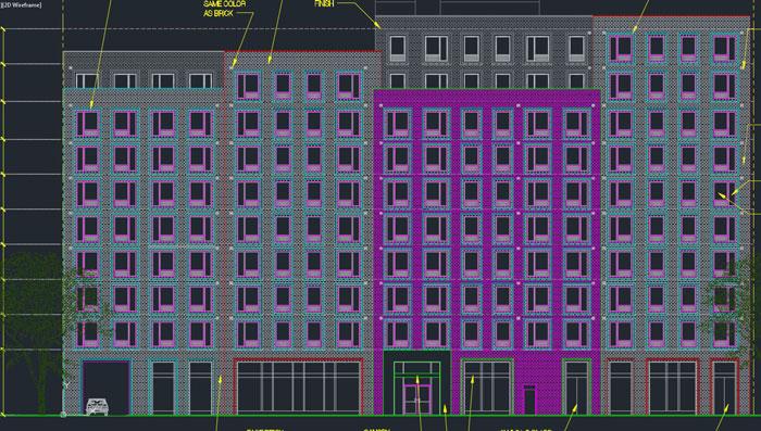 Ettinger Engineering Associates Portfolio Concourse Village Bronx Ny