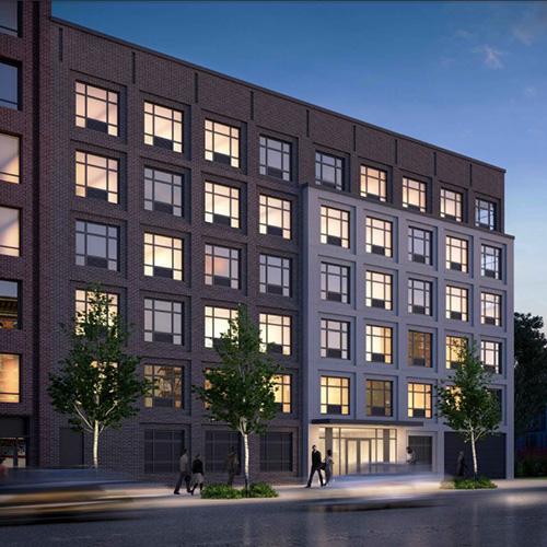 Fountains Apartments: Ettinger Engineering Associates